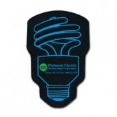 CFL Bulb Rubber Coasters
