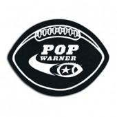 Football Rubber Coasters
