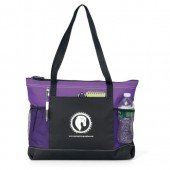 "Select Zippered Tote Bag (20"" x 14"" x 4"")"