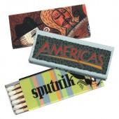 Slim Matchboxes (Full Color)