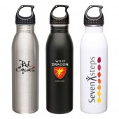 24 oz. Solus Stainless Steel Water Bottle