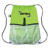 "Sports Pack with Outisde Mesh Pocket (13.5"" x 18"")"
