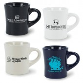5.5 oz. Tahoe Mini Diner Mugs (Vitrified)