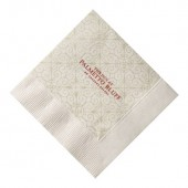 Vanilla Beverage Napkins (Recycled 3-Ply - Large Quantities)