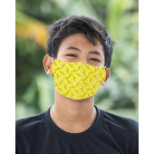 Youth Structured 2-Ply Face Mask (Full Color)