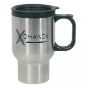 16 oz. Stainless Steel Sipper Mugs