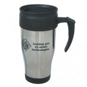 16 oz. Stainless Steel Slide Action Mugs
