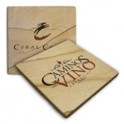 Absorbent Natural Sandstone Coasters (Square)