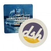 Absorbent Stone Coasters Boxed Set of 2 (CoasterStone)