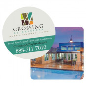 "4"" Digital Full Color Coasters (35 pt.)"