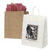 "Uptown Shopping Bags (10"" x 12.75"" x 5"")"