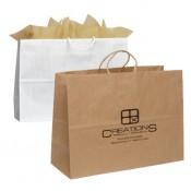 "Uptown Shopping Bags (16"" x 12"" x 6"")"