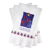 White Dinner Napkins (Recycled 2-Ply - Large Quantities)