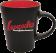 12 oz. Noir Coffee Mug